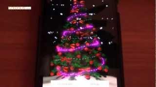 Christmas Winter Tree Free YouTube video