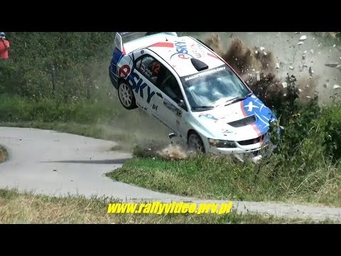 best of crashes vol 4 - 2012 - www.rallyvideo.prv.pl - dzwony kjs crash rally hd