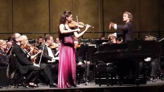 Maestro Shardad Rohani 2014 Concert Orchestra At UCLA: Performing