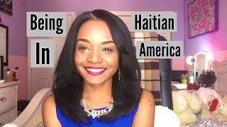 Hey guys! This video is just some of the crazy, rude, and funny comments that I've heard from people, about me being Haitian! Let's stay connected! Instagram: ...