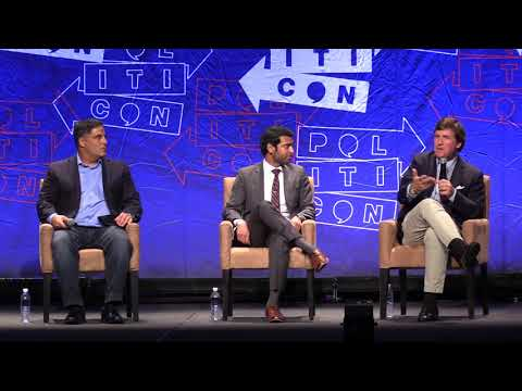 Cenk Uygur Challenges Tucker Carlson on Free Speech for Colin Kaepernick
