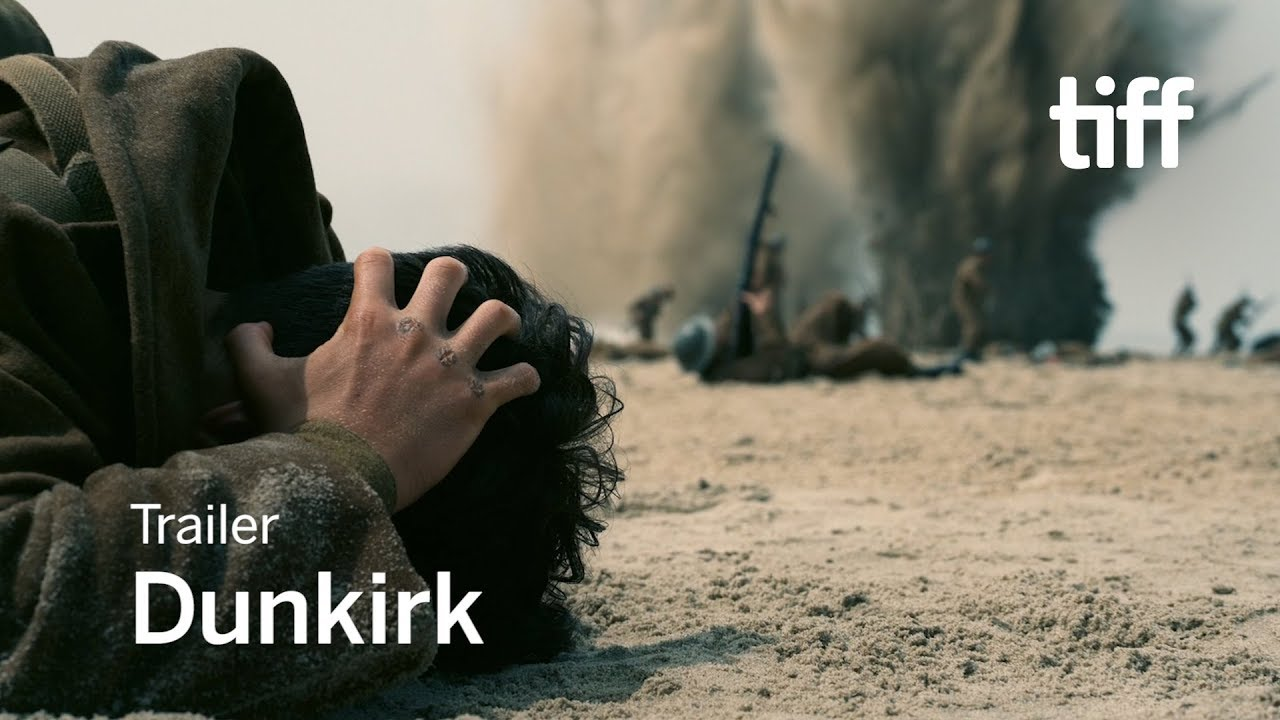 They will Never Surrender in Christopher Nolan's WWII 'Dunkirk' [Trailer] with Ensemble Cast
