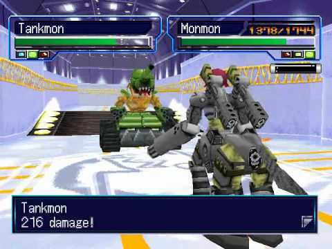 astuces digimon world 2003 playstation