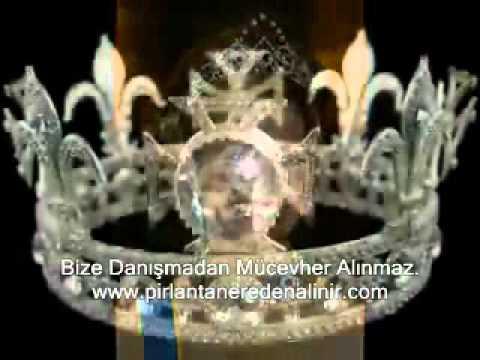 pirlantaneredenalinir.com Hürrem Sultan Pırlanta Taç Modelleri, Kraliyet Taçları 3