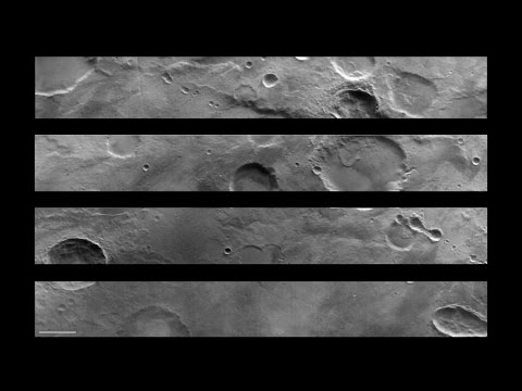 ESA Releases Stunning First Images Sent by ExoMars TGO Showing Crags and Cliffs of the Red Planet