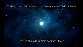 COSMIC CONVERSATIONS (THOUGHTS BY ALEXIS KARPOUZOS)