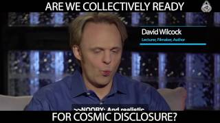 Are we collectively ready for COSMIC DISCLOSURE?