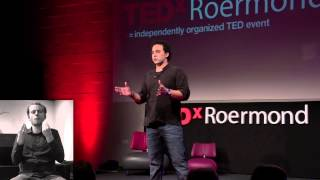 A Community of Hope, Persistence, Empowerment: Mazen Helmy at TEDx Roermond