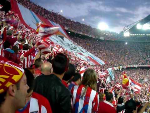 Video - Tifo Frente Atletico Parte 1 (Chetxu) Final Barcelona 2010 ATM-SEV (19-05-10) - Frente Atlético - Atlético de Madrid - España - Europa