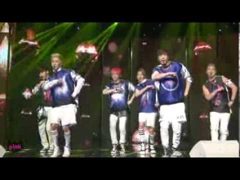 131113 Nu'est M SleepTalk by Pink DANDAN (видео)