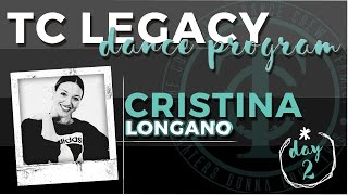 TC LEGACY DANCE PROGRAM - Cristina Longano - What If Busy Signal