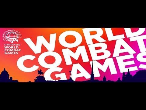 LIVE World Combat Games 2013 - Day 3 - 20.10.2013 (видео)