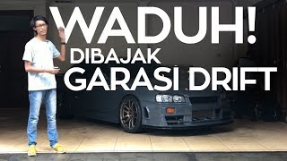 Video WADUH! DIBAJAK GARASI DRIFT | Videotorial MP3, 3GP, MP4, WEBM, AVI, FLV Juni 2018