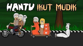 Video Hantu Ikutan Mudik (Part 1) | Animasi Horor Kartun Lucu | Warganet Life MP3, 3GP, MP4, WEBM, AVI, FLV Juni 2019