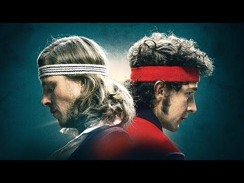 Borg Vs McEnroe Trailer - Out Now On DVD, Blu-ray & On Demand