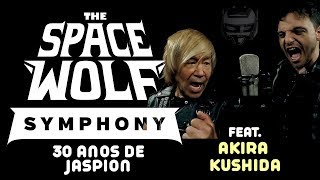 Video The Space Wolf Symphony (Jaspion)・Akira Kushida, Ricardo Cruz, Lucas Araujo, Larissa Tassi MP3, 3GP, MP4, WEBM, AVI, FLV Desember 2018