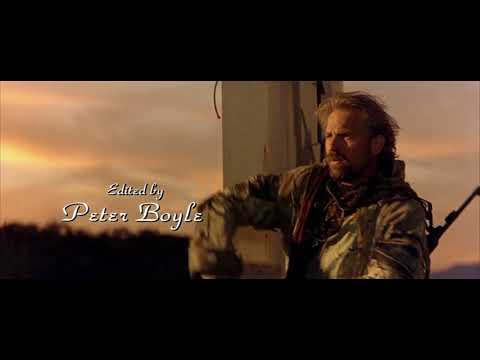 The Postman 1997 - opening scene -