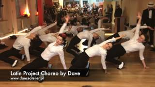 Latin Project Choreo by Dave