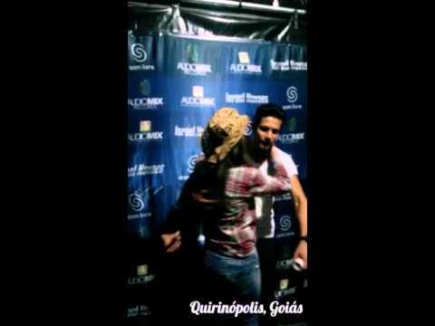 Israel Novaes em Quirinópolis/GO || 1 abraço