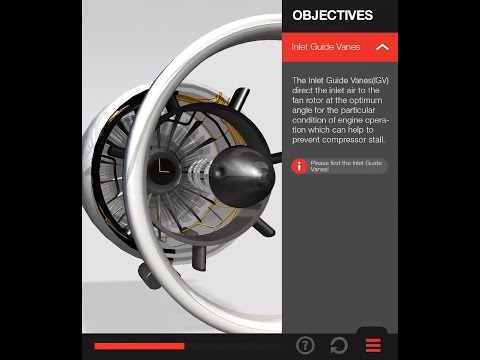 EON Reality – Jet Engine Training on Mobile Devices