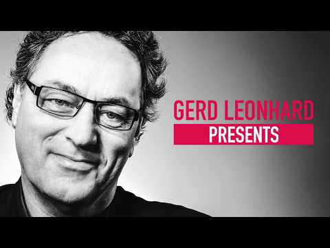 The best scenes from 2017 talks and presentations: Futurist Keynote Speaker Gerd Leonhard