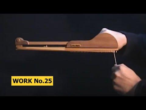 66 rounds Compact Rubber Band Sub Machine Gun/ oggcraft.jp