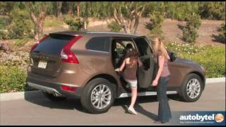 2012 Volvo XC 60 Test Drive&Crossover SUV Review