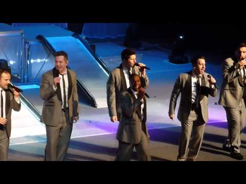 Straight No Chaser -- Signed, Sealed, Delivered I'm Yours / I Was Made to Love Her, 12/16 Cleveland