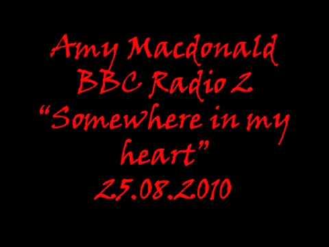 Tekst piosenki Amy MacDonald - Somewhere In My Heart po polsku
