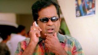 Ali Paints Brahmanandam Picture Comedy Scene || Super Movie || Nagarjuna, Ayesha Takia, Anushka