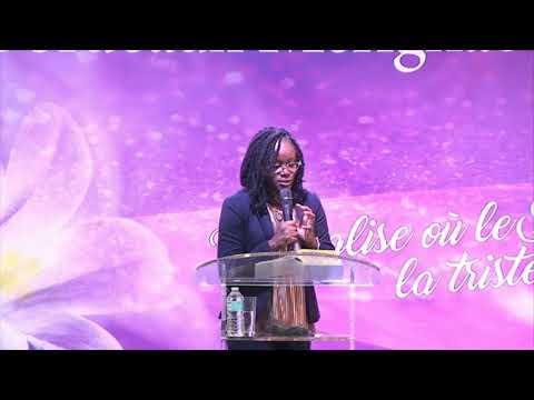 Nina Mabouadi - Brisons les forteresses qui s'opposent à notre foi