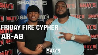 Ar-Ab On Sway In The Morning Interview and Freestyle