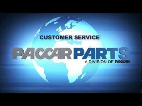 PACCAR Parts Customer Service