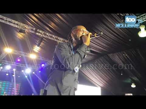 Live Update: Burna Boy's Performance For His People In Porthacourt