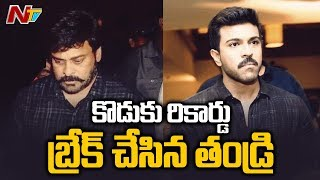 Ram Charan is Not Compromising About Chiranjeevi's Sye Raa Movie Budget