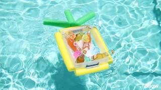 Who doesn't want a floating pineapple carrying all your favorite iced beverages? Stop wasting time running inside for cold drinks and make a floating beverage boat. Not only will it impress your pool party guests, it is sure to maximize your fun in the sun. DIY here: http://www.ehow.com/how_12340618_make-floating-beverage-boat.html