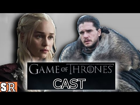 Game of Thrones Season 8 FULL CAST MEMBERS (2019) | So Random