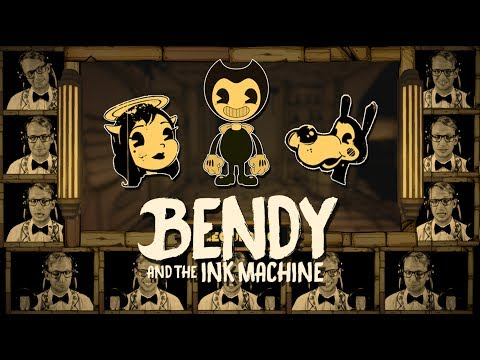 BENDY CHAPTER 2 SONG (GOSPEL OF DISMAY) Acapella Cover - Lyric Video