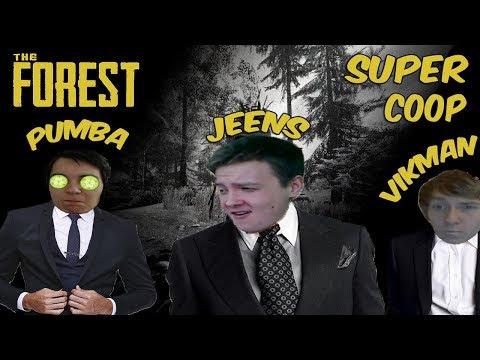 Твои любимые парни играют в The Forest V1.0!!!СОЧНЫЙ КООПЕРАТИВ! НОВОЕ ОБНОВЛЕНИЕ!