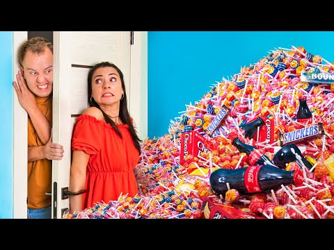 11 Ways to Sneak Candies by Your Parents