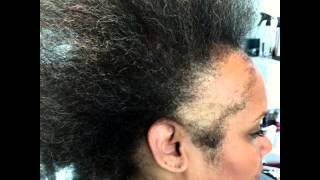 Mind Blowing Hair Transformation by Razor Chic of Atlanta