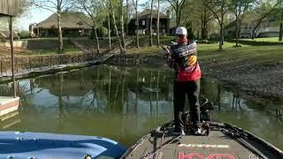 KVD fishing highlights - day 3 Grand Lake