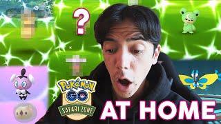 SAFARI ZONE AT HOME WAS CRAZY!  (Pokémon GO Safari Zone St. Louis) by Trainer Tips