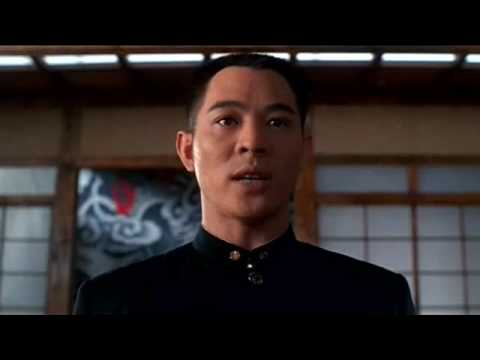 Fist of Legend – Jet Li (Chen Zhen) Dojo Fight HQ