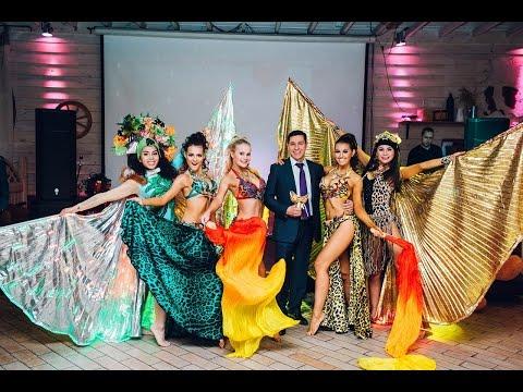 Видео Африканское шоу Crazy Samba