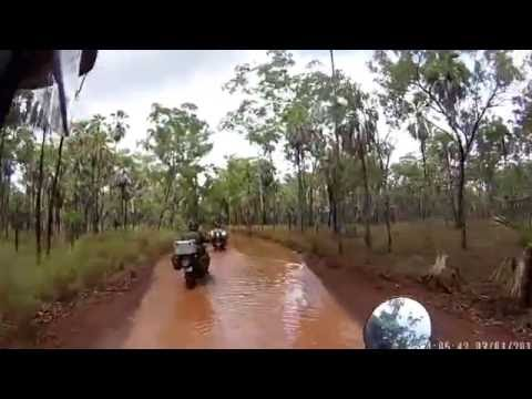 Gibb River Road by Motorcycle May 2016