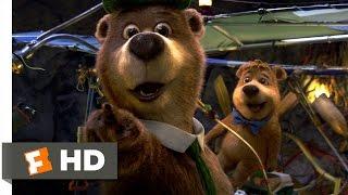 Nonton Yogi Bear  4 10  Movie Clip   Yogi S New Invention  2010  Hd Film Subtitle Indonesia Streaming Movie Download