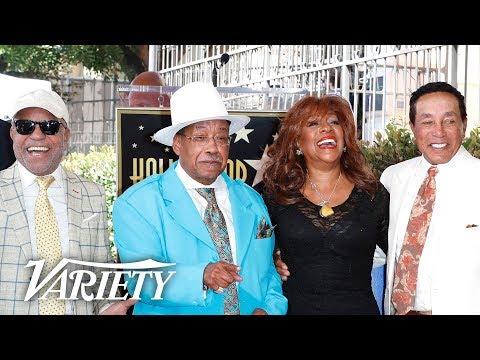 Jackie Wilson Walk of Fame Ceremony