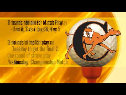 Women's Golf at NCAA Nationals - 5/20/15