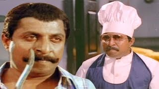 Video Sreenivasan Hit Movie Non Stop Comedy  Scene | Mohanlal  & Mammooty Comedys | Comedy Collection MP3, 3GP, MP4, WEBM, AVI, FLV Oktober 2018